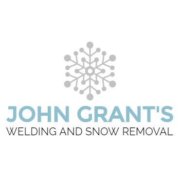 John's Snow Plowing logo