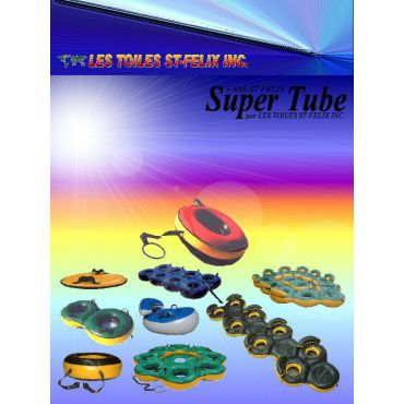 Super Tube - Les Toiles St-Félix Inc logo