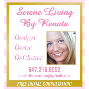Serene Living by Renata logo