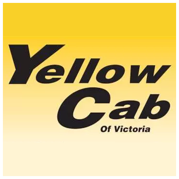 Yellow Cab of Victoria logo