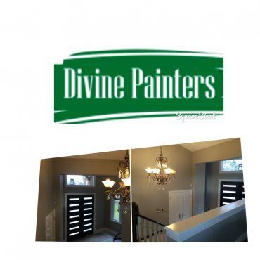 Divine Painters logo