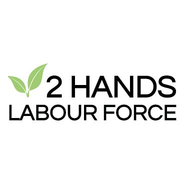 2 Hands Labour Force logo