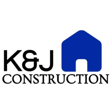 K & J Construction logo