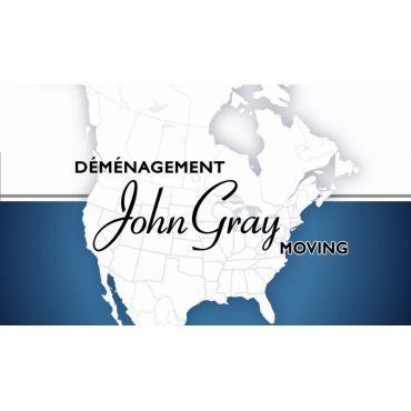 John Gray Moving and  Storage logo