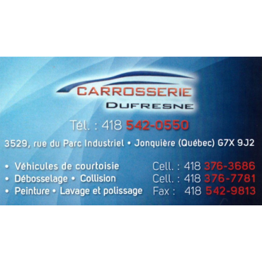 Carrosserie Dufresne Qc Inc. PROFILE.logo
