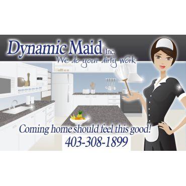Dynamic Maid Inc. logo