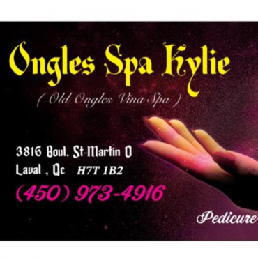 Ongles Spa Kylie, Anciennement connu comme Ongles Vina Spa
