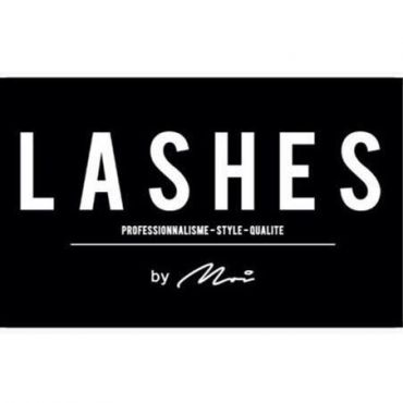 Lashes by Moi logo