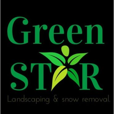 Green STAR Landscaping & Snow Removal logo