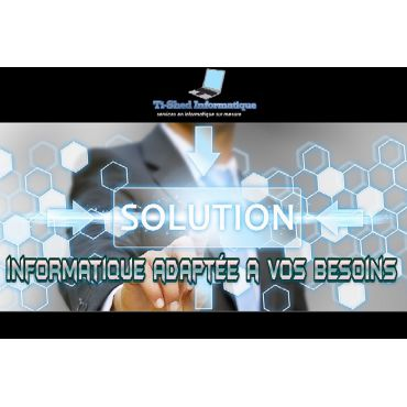 Ti-Shed Informatique PROFILE.logo