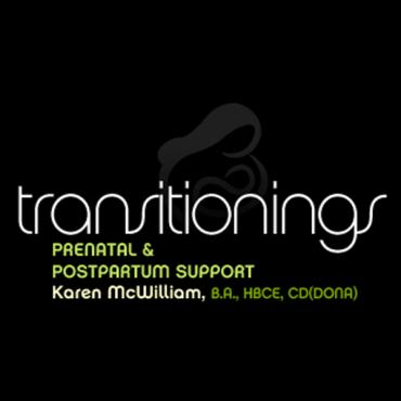 Transitionings: Prenatal, Postpartum & Doula Support logo