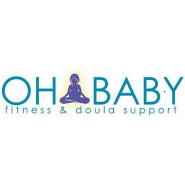 Oh Baby Fitness and Doula Support logo