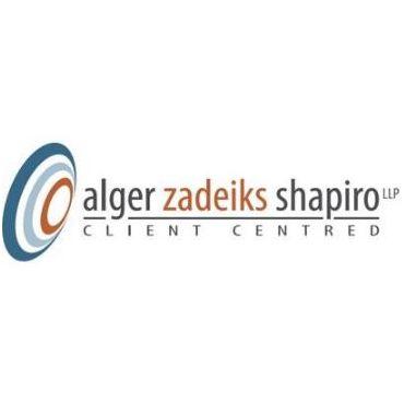 Alger, Zadeiks, Shapiro Law Office logo