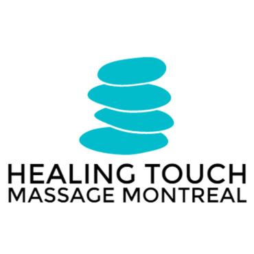 Healing Touch Massage Montreal logo