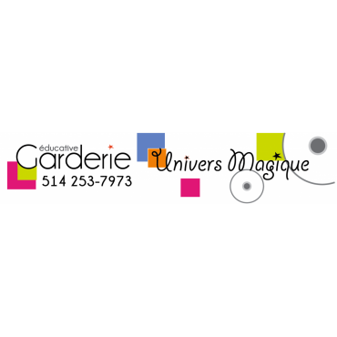 La Garderie Univers Magique PROFILE.logo