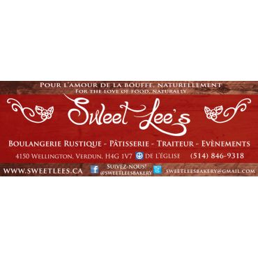 Boulangerie Rustique Sweet Lee's logo