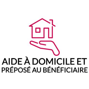 Aide À Domicile Et Préposé Au Beneficiaire logo