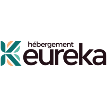Hébergement Eurêka logo