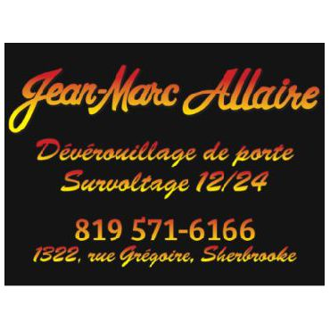 Jean-Marc Allaire Survoltage et Dévérouillage de Porte PROFILE.logo