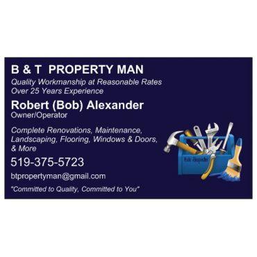 B & T Property Man. PROFILE.logo