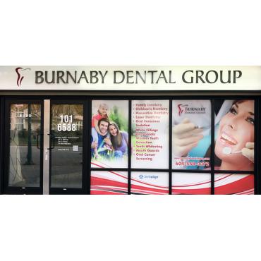 Burnaby Dental Group logo