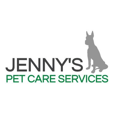 Jenny's Pet Care Services PROFILE.logo