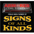 Armored Decal Company Inc - Signs of All Kinds