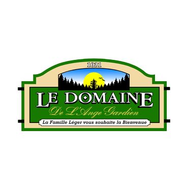 Le Domaine de l'Ange-Gardien PROFILE.logo