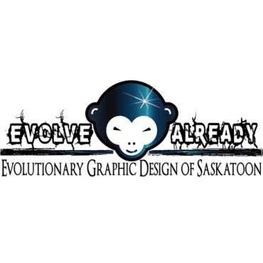 Evolve Already Media Saskatoon Web and Graphic Design logo