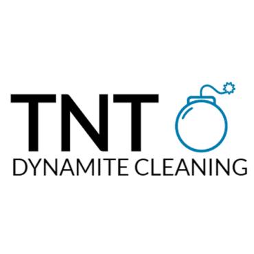 TNT Dynamite Cleaning logo