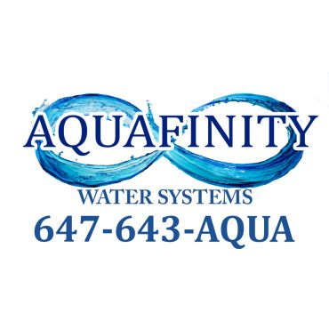 AquaFinity Water Systems PROFILE.logo