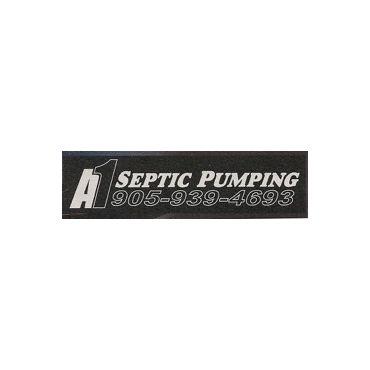 A-1 Septic Pumping logo