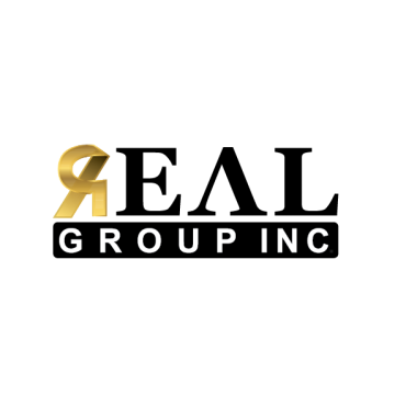 Real Construction Group logo