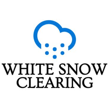 White Snow Clearing PROFILE.logo
