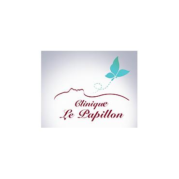 Clinique Le Papillon Massothérapie logo