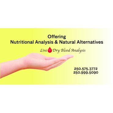 Nutritional Analysis & Natural Alternatives logo