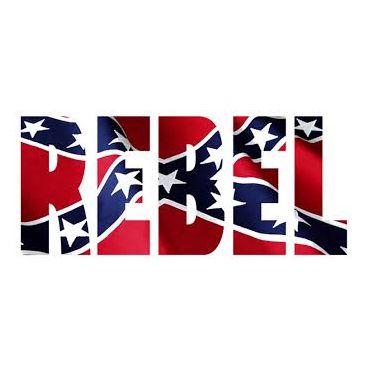 Rebel Fiberglass logo