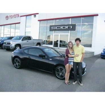 Have fun in your new FR-S Les! Thank you