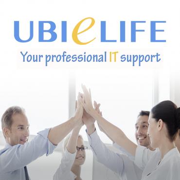 UBIELIFE INC. PROFILE.logo