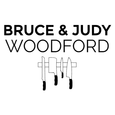 Bruce & Judy Woodford - Serving By Sharpening Since 1985 logo