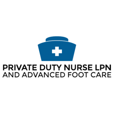 Private Duty Nurse LPN and Advanced Foot Care PROFILE.logo