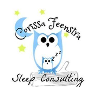 Corissa Feenstra Sleep Consulting PROFILE.logo