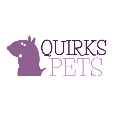 Quirks Pets logo