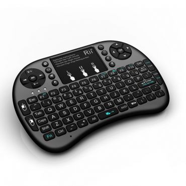 Rii i8 Wireless Keyboard with Touchpad