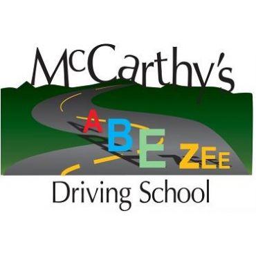 McCarthy's A B E Zee Driving School PROFILE.logo