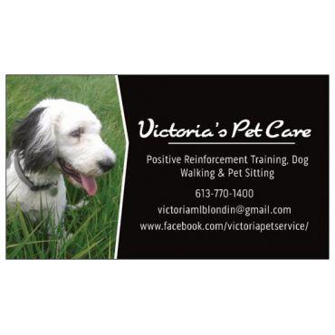 Victoria's Pet Care PROFILE.logo