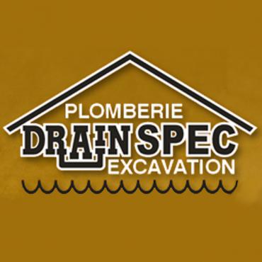 Plomberie DrainSpec Excavation logo