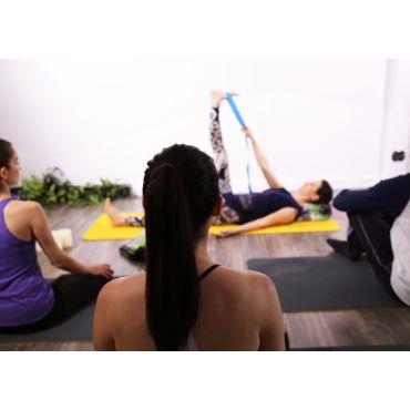 Yoga restaurateur