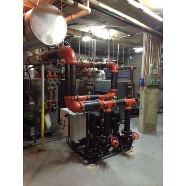 VFD's and Pump Packages