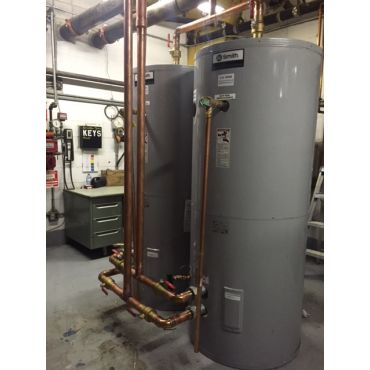 Commercial Hot Water Heaters and Tanks
